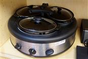 FARBERWARE Microwave/Convection Oven 3-CROCK ROUND SLOW COOKER
